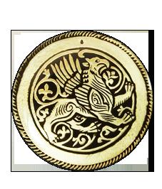 Магнит «Суздальский грифон»