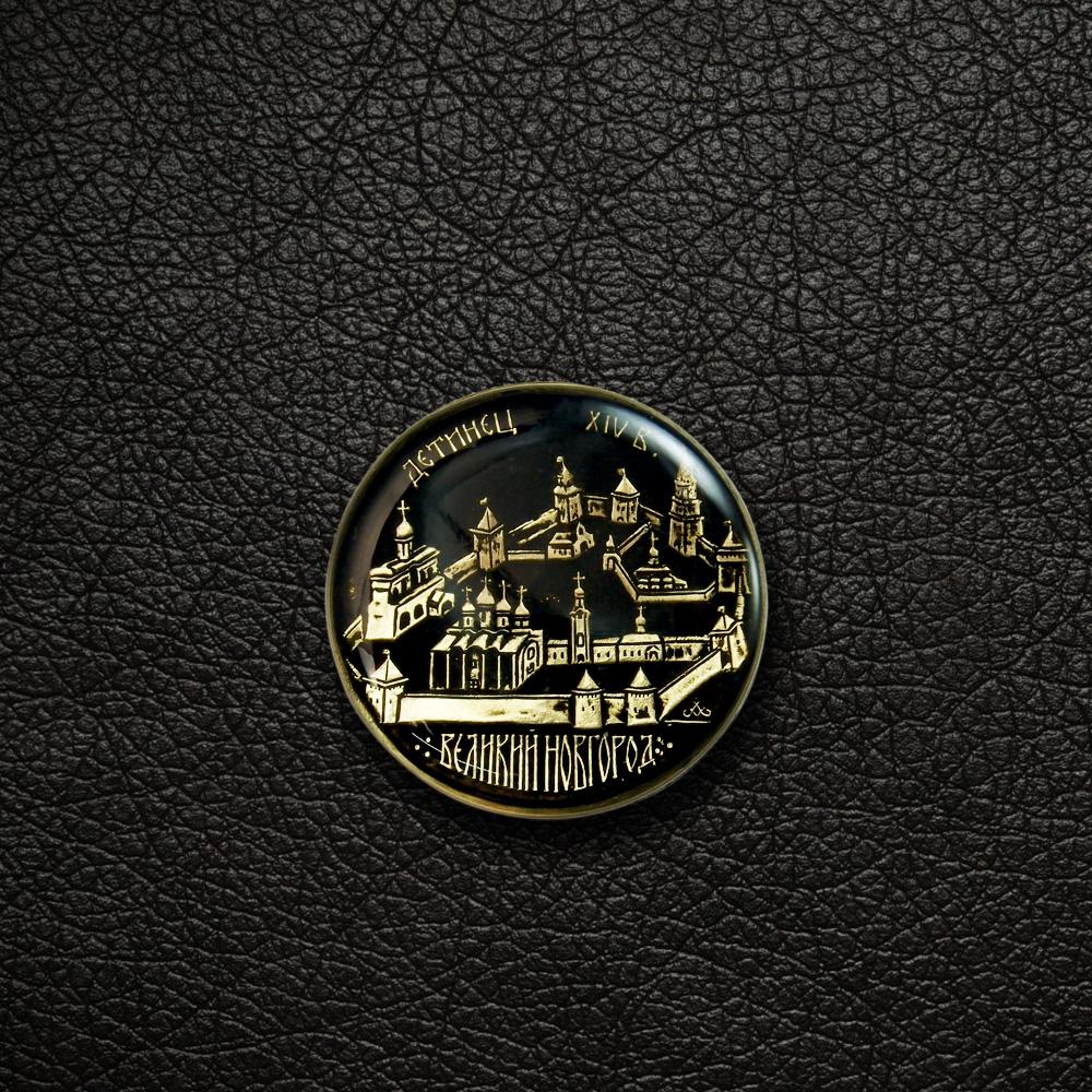 Магнит «Детинец. Великий Новгород»