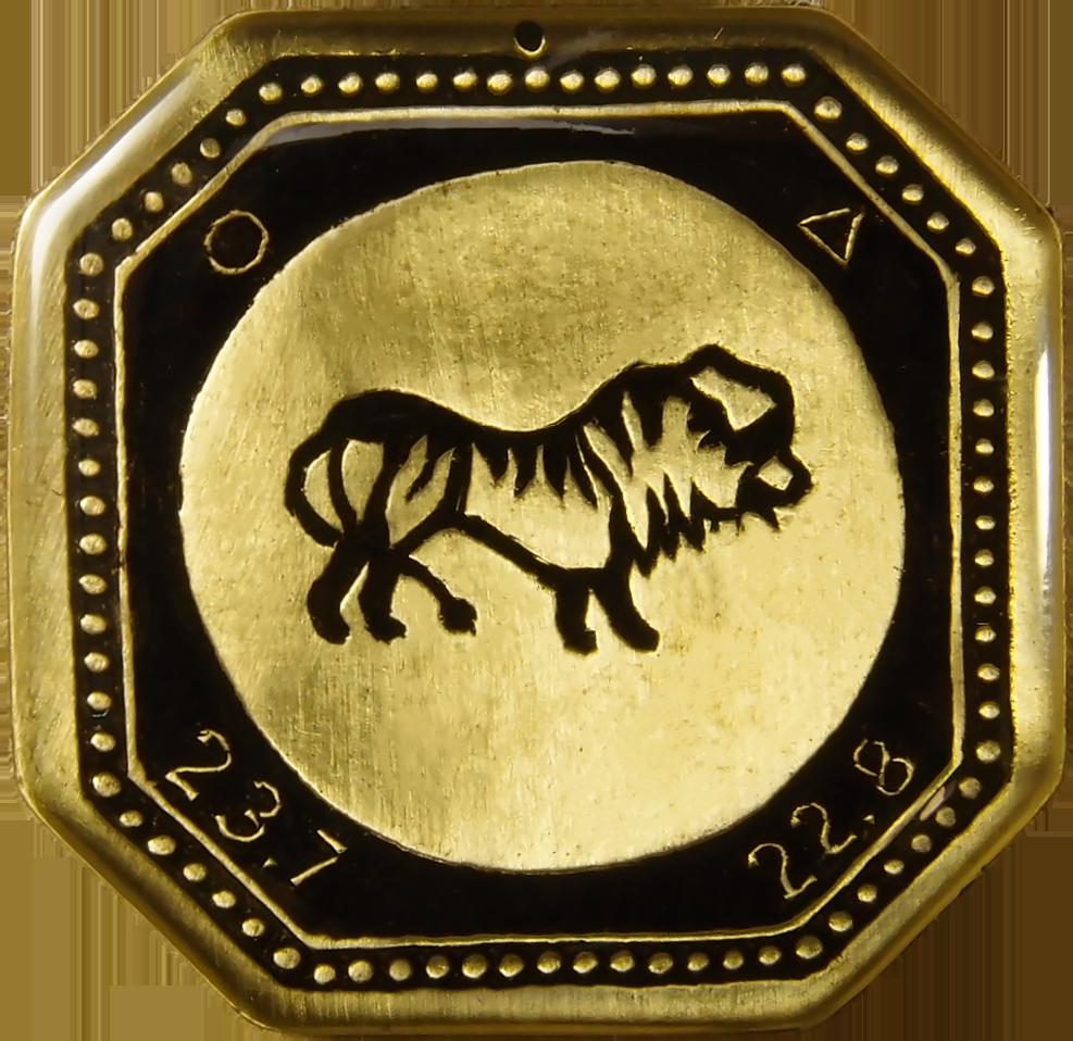 Магнит «Лев»