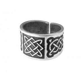 """Ring """"Square of Svarog"""""""