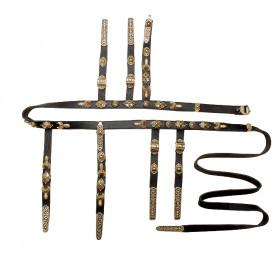 Cossack belt