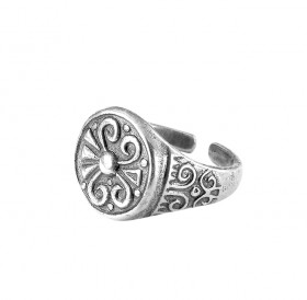 Кольцо «Береста»