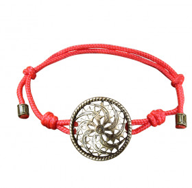 "Bracelet-lace ""Left-sided fiery Kolovrat"""