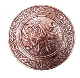 Брошь «Двуглавый грифон»