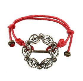 "Lace bracelet ""Openwork"""