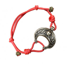 "Bracelet-lace transformer ""Young lady"""
