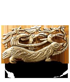 Пермский звериный стиль, находки из Коми