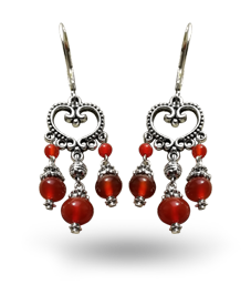 JEWELRY WITH NATURAL STONES