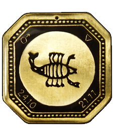 Магнит «Скорпион»