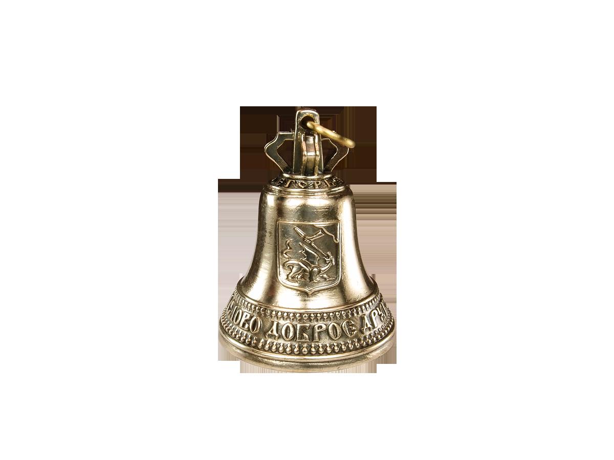 Колокольчик № 2,5. «Герб Егорьевска»