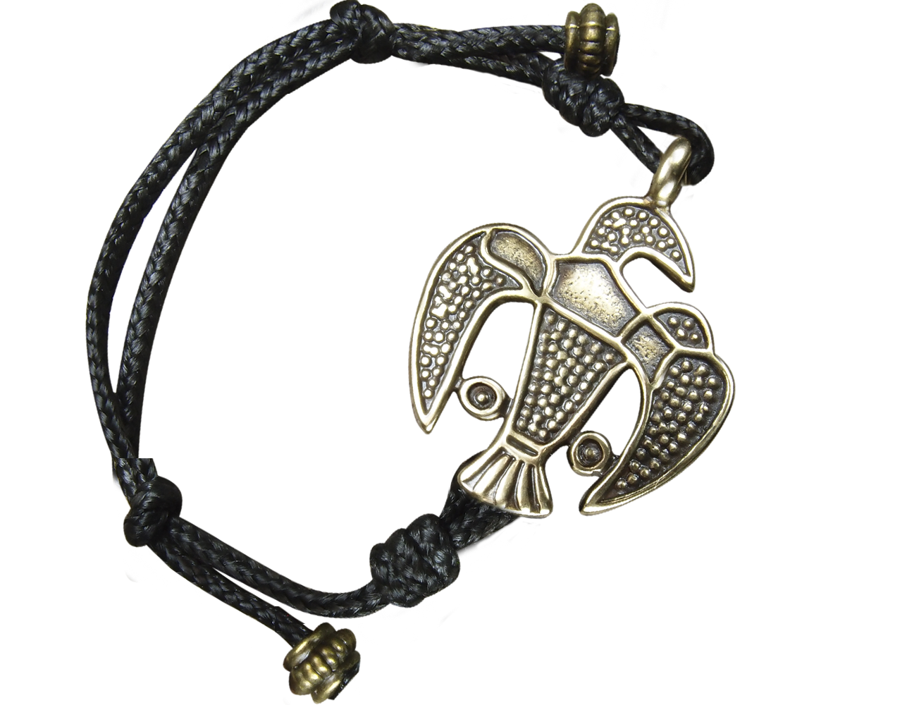 Браслет-шнурок трансформер «Сокол»