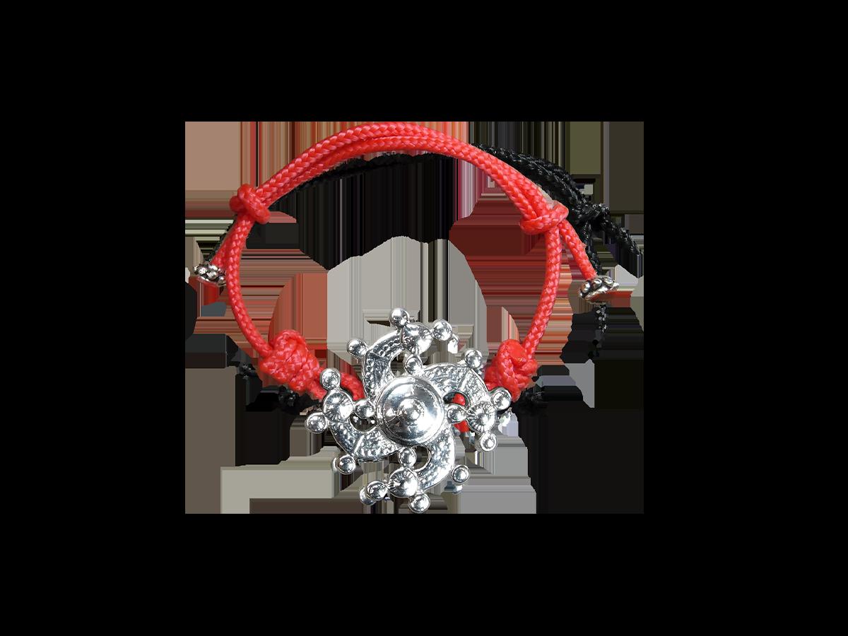 Браслет-шнурок трансформер «Скандинавский»
